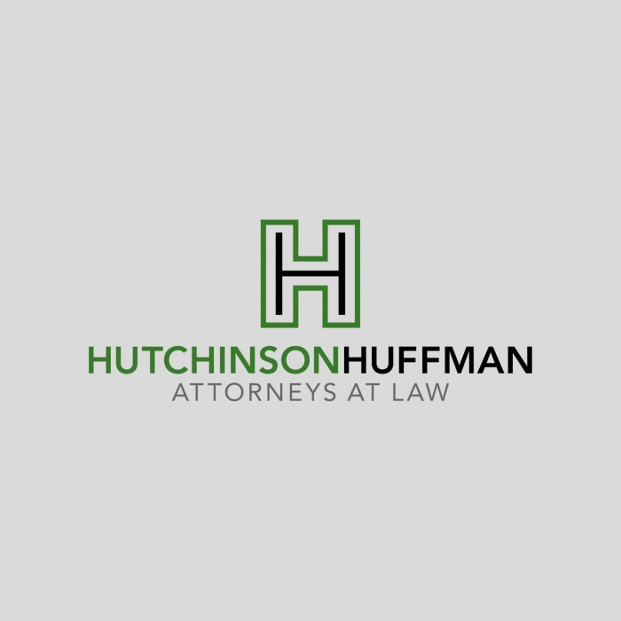 Hutchinson & Huffman Logo Design